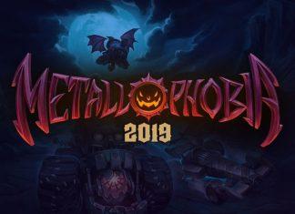 Cadılar Bayramı Temalı Heavy Metal Machines Oyun İçi Etkinliği Başlıyor!