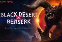 Dünyaca Ünlü Anime Berserk, Black Desert Türkiye ve MENA'da!