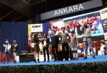 Oyun Başlasın Türkiye'nin İlk Ayağı Ankara'da Gerçekleşti!