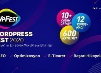 WordPress tutkunları WPFest Etkinliğinde Buluşuyor
