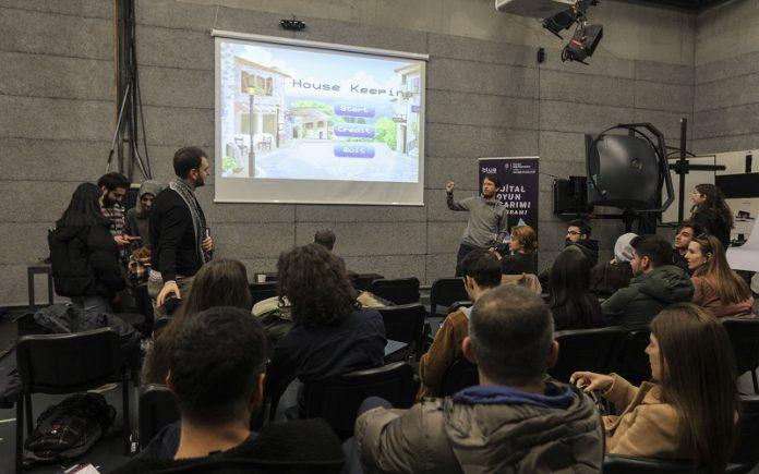 İstanbul Bilgi Üniversitesi Global Game Jam'i Düzenledi