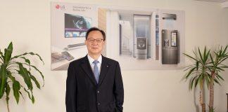 LG Türkiye'nin Ülke Başkanı Jeff Cheh Oldu