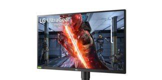 LG UtraGear Oyun Monitorü