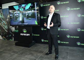 Monster Notebook Genel Merkezi Binası Açıldı