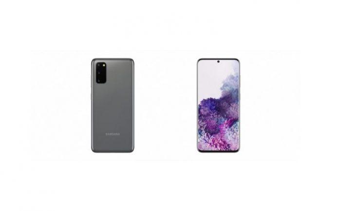 Samsung Galaxy S20 Ön Siparişleri Başladı
