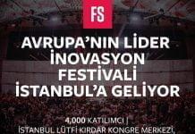 Fifteen Seconds Festival İstanbul'a Geliyor