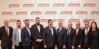 Teknoloji ile Üretelim Platformu Türkiye'nin Geleceğine Güç Katacak!