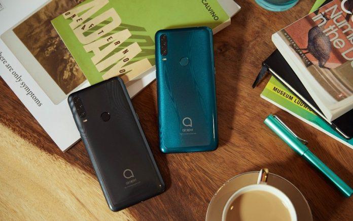 Alcatel 1 Serisi Bir Numaralı 4G Giriş Seviyesi Akıllı Telefonu Oldu
