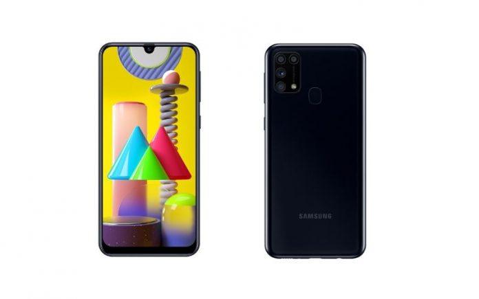 Samsung Galaxy M31 Satışa Çıktı!