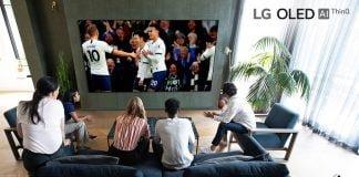 Tottenham Hotspur Premier Lig Maçı LG İle 8K Olarak Çekildi