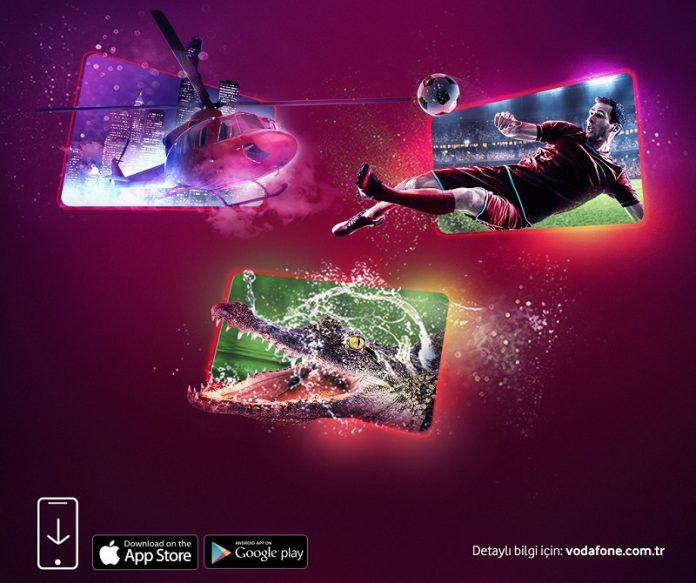 Vodafone TV 30 Nisan'a Kadar Tüm Kullanıcılara Açık