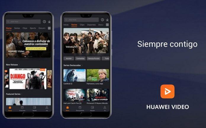 HUAWEI Video Hizmeti 50.000 Yeni Videoyla Yenilendi