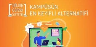 Çevrimiçi Kariyer Etkinliğine Yoğun Talep