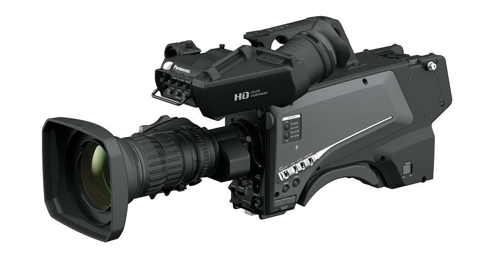 Panasonic AK-HC3900 HD HDR Stüdyo Kamera Sistemini Tanıttı