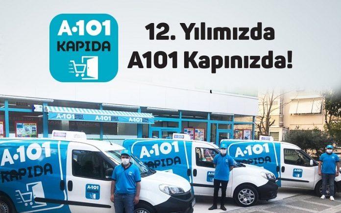 A101 Kapıda Mobil Uygulaması Çıktı!