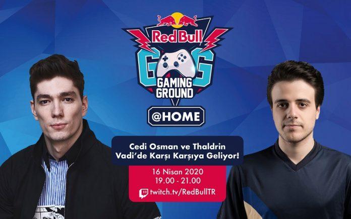 Cedi Osman Red Bull Gaming Ground @HOME'da Vadiye İniyor