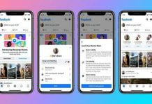 Facebook, Messenger Rooms'u Hayata Geçirdi!