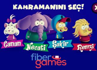 Fiber Games'ten Yerli Oyun Atağı!