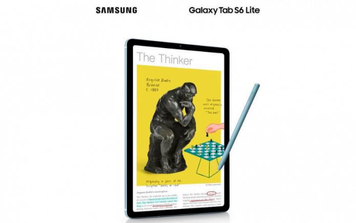 Galaxy Tab S6 Lite ile Verimliliğinizi Artırın!