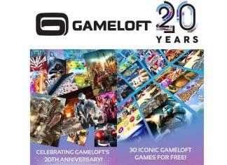 Gameloft 20 Yaşında!