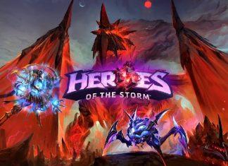 Heroes of the Storm'da Karanlık Nexus Etkinliği Başladı!