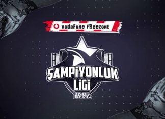 Vodafone FreeZone Şampiyonluk Ligi'nde Çeyrek Final Heyecanı